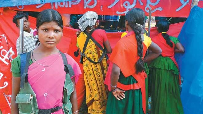 Maoist women