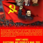 LONG LIVE PPW IN PERU!  APPLY MAOISM AND CRUSH REVISIONISM!