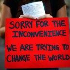 Slavoj Žižek – Occupy Wall Street: What is to be Done Next?