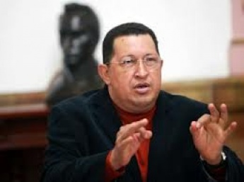 Chavez held the cabinet meeting on Saturday (agencies).