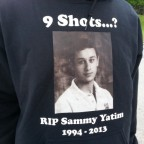 Justice for Sammy Means Fighting the Extra-Judicial Killings and Building People's Power