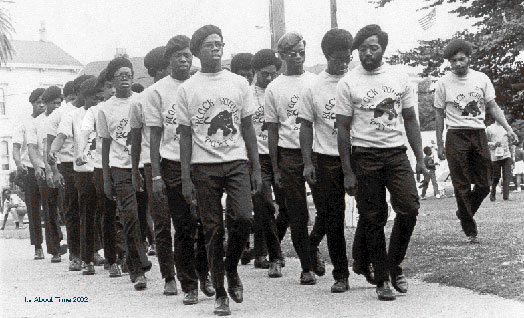 "The Black Panther Party succeeded like no other revolutionary organization in its era – arguably in the whole of the twentieth century America – in the recruitment of this ""mass element."" However, the breakneck speed of the organization's growth overwhelmed its capacity to preserve the unity of its cadre, that ""principle cohesive element"" when faced with repression and counter-intelligence."