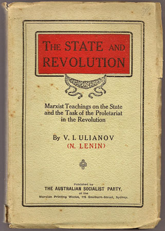 As important of a text this is, is it the final word on the question of State and Revolution?