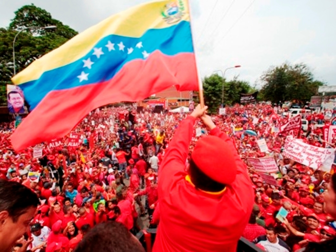 Bolivarianism, as ecclectic as it is, has nonetheless adopted the call of building peoples power