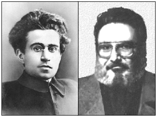 Apparently these guys had more in common than bad eye sight, dapper formal wear, and a good head of hair.  They both led and built communist parties through dynamic periods of growth and upsurge, and as Kenny Lake argues, we find in each similar strategic conceptions.