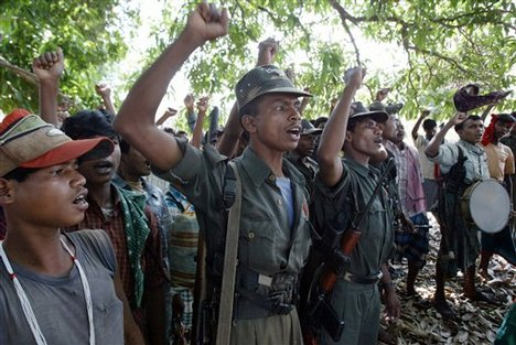Among the world's leading revolutionary movements are the Maoists in India, led by the Communist Party of India-Maoist
